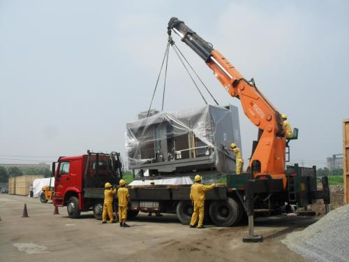 扬州大型设备搬运价格