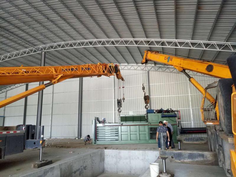 扬州吊车租赁的吊车结构!